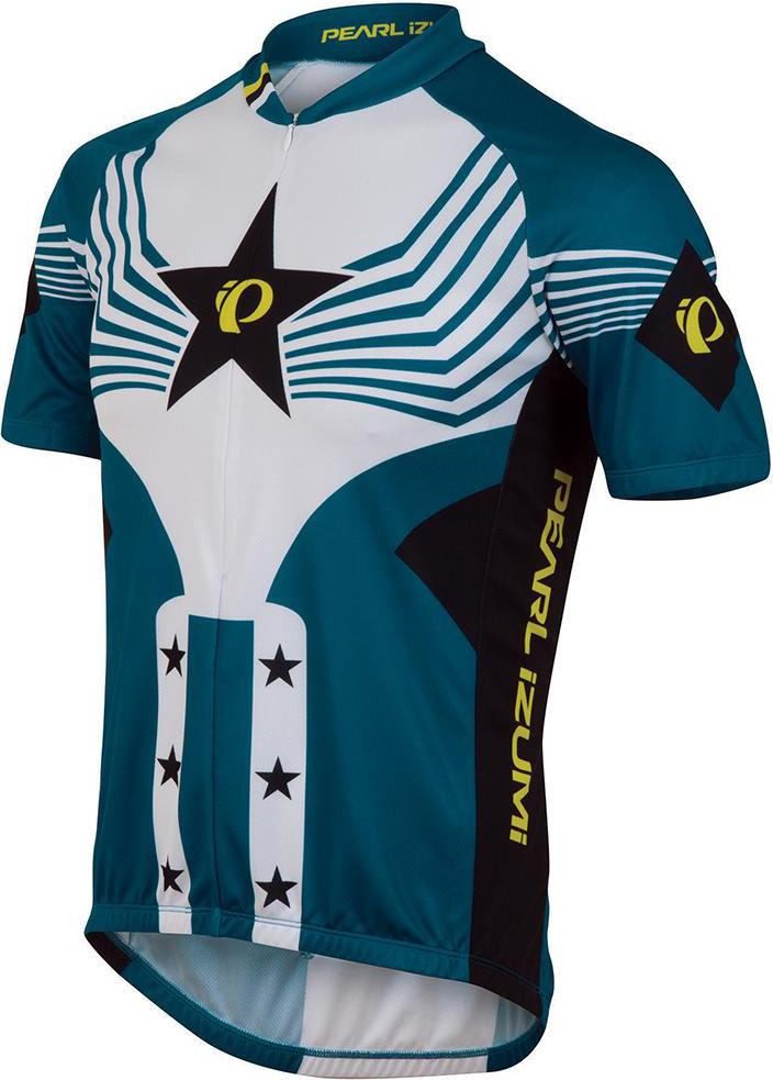 Updated with a fresh, contemporary look, the men's Pearl Izumi Quest Bike Jersey remains an iconic performance piece for cyclists of all types. Available at REI, % Satisfaction Guaranteed.