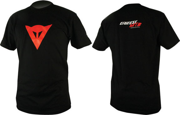 dainese logo t shirt in tree fort bikes t shirts. Black Bedroom Furniture Sets. Home Design Ideas