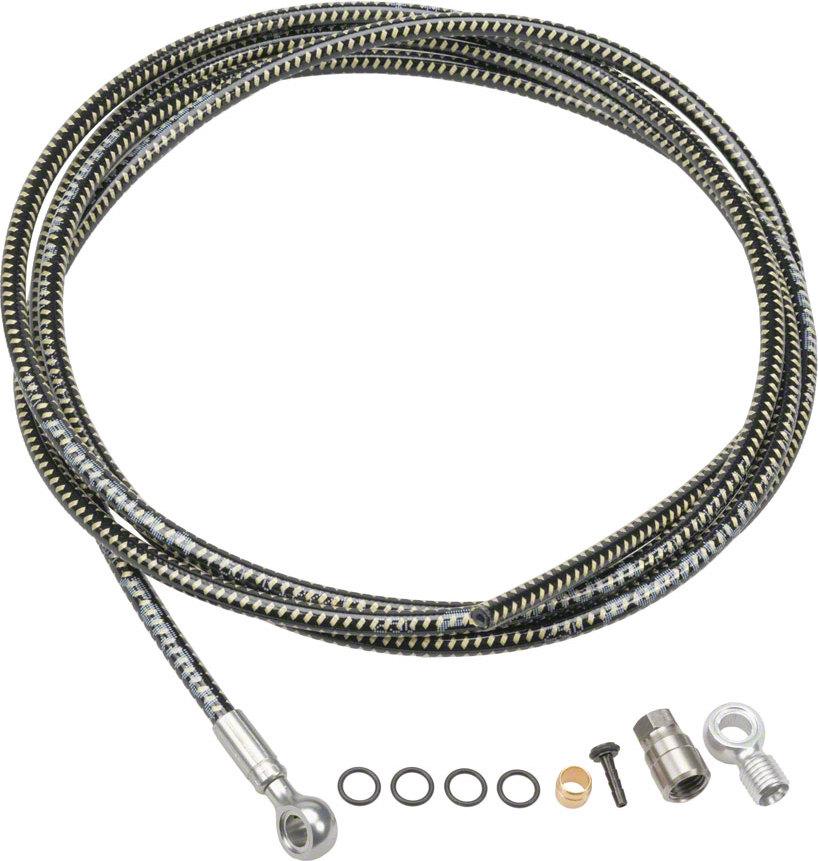Kevlar biker hose