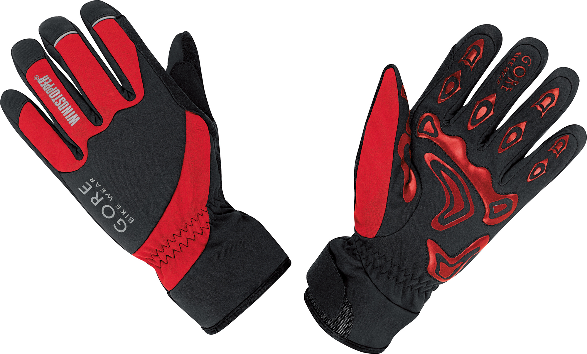 Gore Bike Wear Tool Windstopper Soft Shell Cycling Gloves
