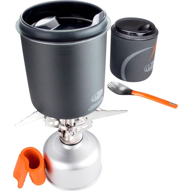 Gsi Outdoors Halulite Minimalist Cookset In Tree Fort