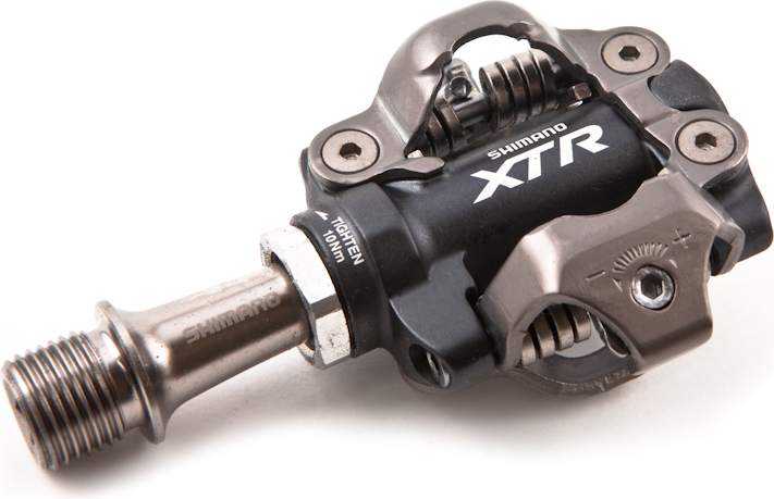 how to use shimano clipless pedals