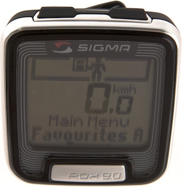 Sigma Rox 9 0 Wireless Heart Rate Computer In Tree Fort