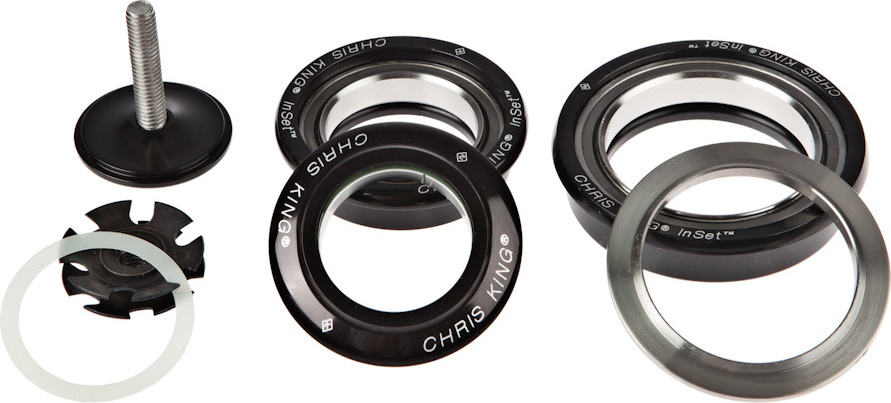 Chris King Inset 2 Tapered Headset  Zs44  28 6 I Zs56  40 In