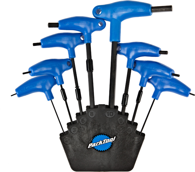 Park Tool Ph 1 P Handle Hex Wrench Set In Tree Fort Bikes