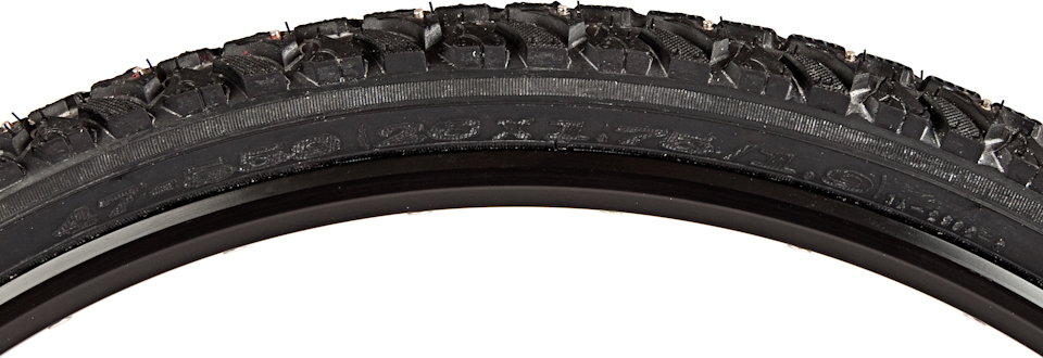 Inova Tore innova studded tire 26 x 1 9 with 104 replaceable studs in tree fort