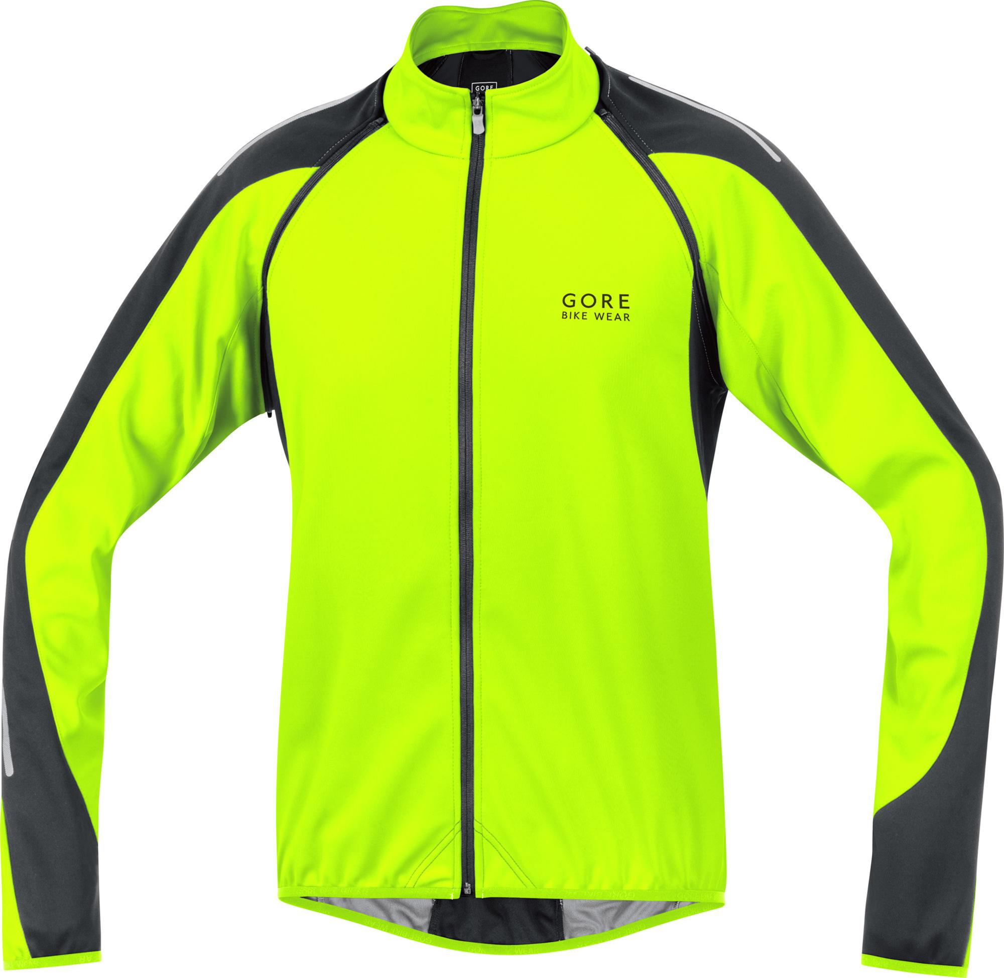 Gore Bike Wear Men's Phantom 2.0 Windstopper Jacket ...