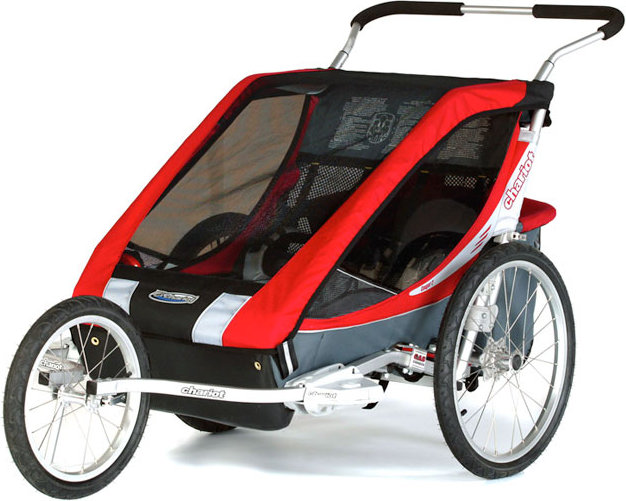 chariot cougar 2 jogging cts kit in tree fort bikes. Black Bedroom Furniture Sets. Home Design Ideas