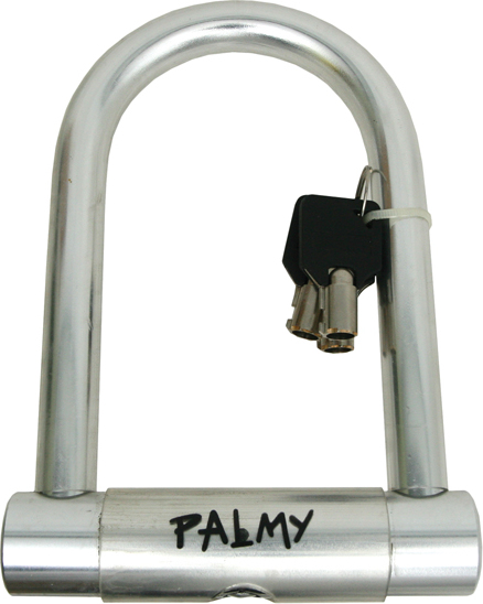 palmy aluminum mini u lock in tree fort bikes u lock. Black Bedroom Furniture Sets. Home Design Ideas