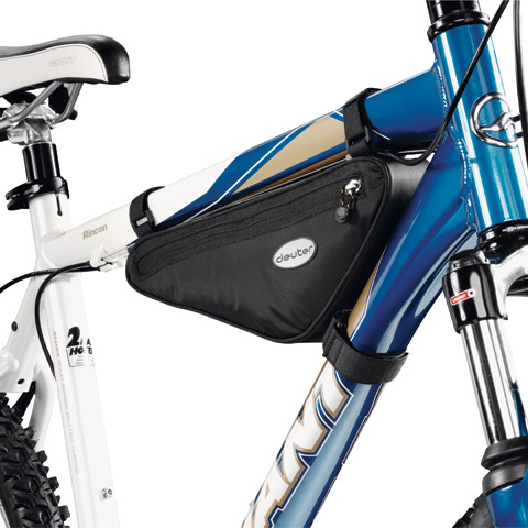 Deuter Front Triangle Bag In Tree Fort Bikes Frame Bags