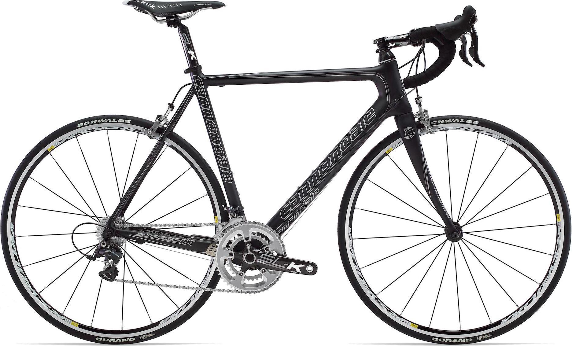 2011 Cannondale M SuperSix 5 105 Carbon Road Bike (newb ...